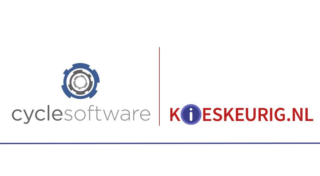 CycleSoftware samen met Kieskeurig.nl op VéloVak