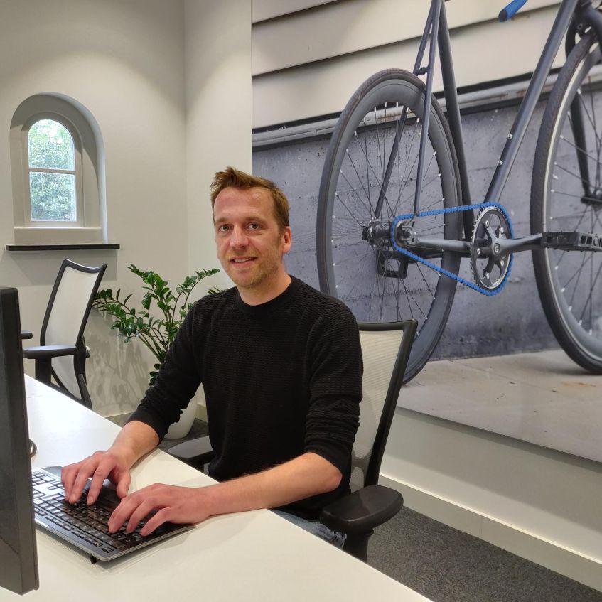Het team van CycleSoftware is versterkt met Rogier van Opbergen